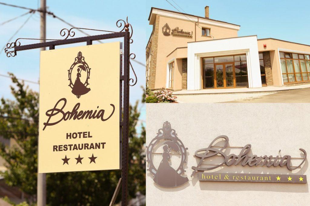 Hotel Restaurant Bacau